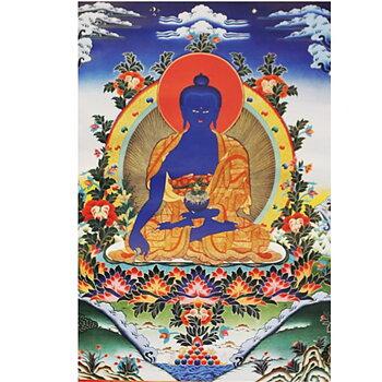 Thangka  - Medicine Buddha