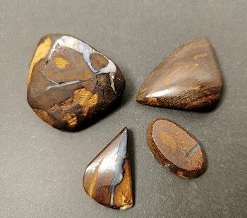 Boulder Opal  - Set