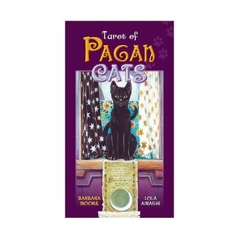 Tarot of Pagan Cats -  Lo Scarabeo