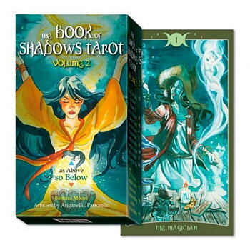 The Book of Shadows Tarot: Book of Shadows Tarot Vol 2