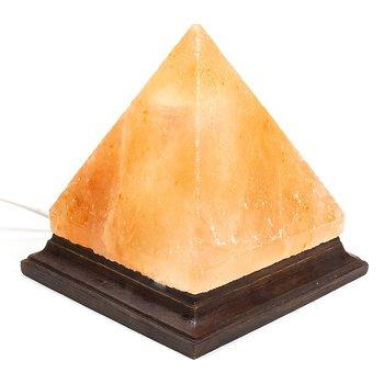 Saltkristall Lampa,  Pyramid