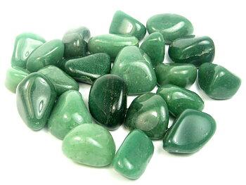Grön Aventurin Trumlad - AA kvalitet -  Grön