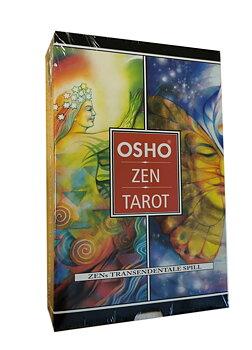 Osho Zen Tarot (kort) Norsk Utgave