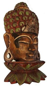 Balinese Buddha Mask  - 40cm