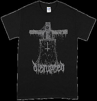 DISRUPTED - Priest Stigmata T-shirt [PRE-ORDER]