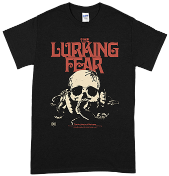 THE LURKING FEAR - Architects T-shirt [PRE-ORDER]
