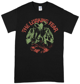 THE LURKING FEAR - Octobat Green T-shirt [PRE-ORDER]
