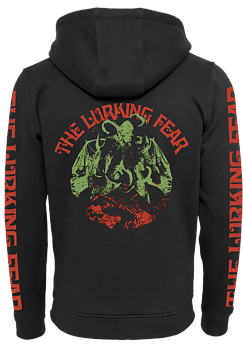 THE LURKING FEAR - Octobat Green Zip Hood [PRE-ORDER]