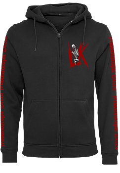 LIK - Misanthropic Breed Zip Hood [PRE-ORDER]