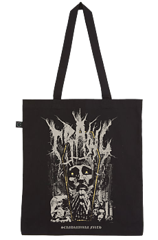 CRAWL - Coffin Jesus Totebag