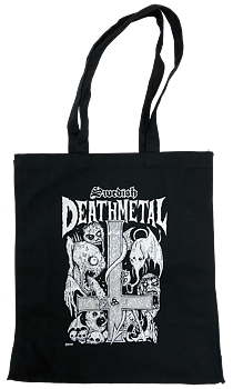 Swedish Death Metal - Totebag