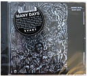 HENRIK PALM - Many Days CD  [PRE-ORDER]
