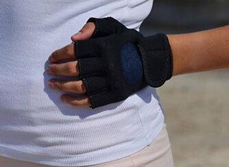 artros fingrar hjälpmedel