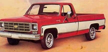 1973-1987 CHEVY, GMC Pickup