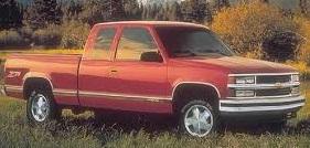 1988-2000 Pickup CHEVY