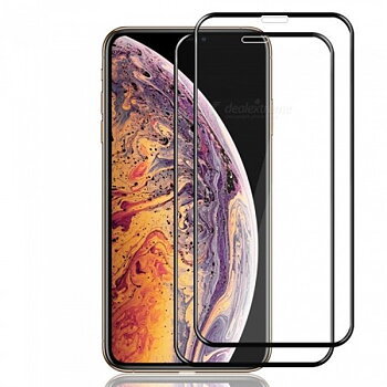 Apple iPhone 11 Pansarglas (Full Cover)