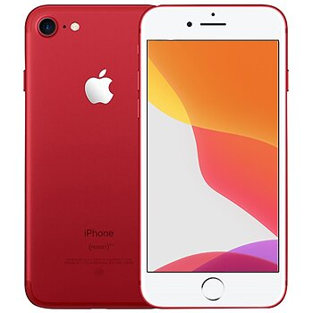 iPhone 7 128GB Rojo