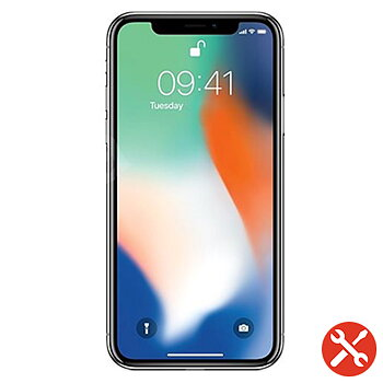 iPhone XR Byte av skärm