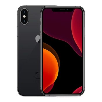 iPhone X 64GB Tähtiharmaa