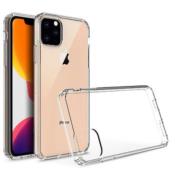 Apple iPhone 11 PRO Soujakuori Clear