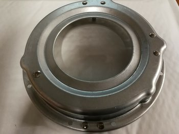 "HARLEY DAVIDSON 7"" HEADLIGHT MOUNTING BUCKET ASSY."