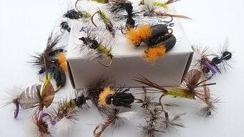 Paket Torrflugor 50 st torrflugor i pkt.