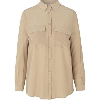 Nadia Silk Shirt S