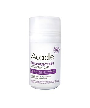 Acorelle Sensitive Skin Deodorant 50ml