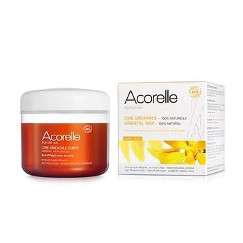 Acorelle Oriental Wax for kropp 300g