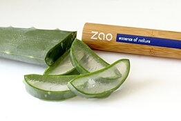 ZAO Mascara Aloe Vera 091 Dark Brown
