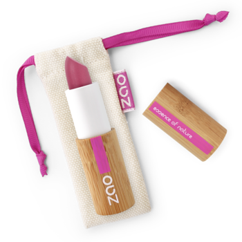 ZAO Classic Lipstick 470 Satin Dark Purple