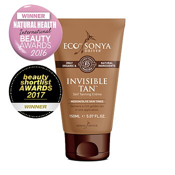 Eco by Sonya Invisible Tan Selvbruning 150ml