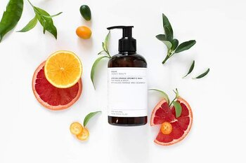 EVOLVE African Orange Aromatic Wash 250ml