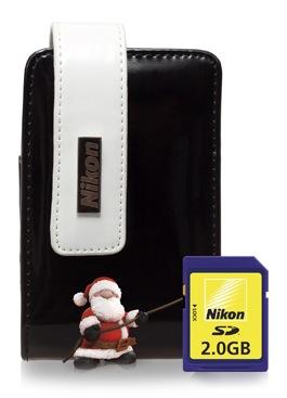 CS-S26 Kit: S3100 väska & minneskort