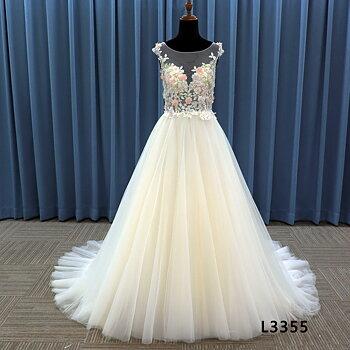Angel bridal L3355