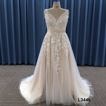 Angel bridal L3446