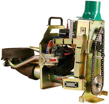Service ECOTEC pelletsbrännare,  BioLine 20, BioLine25, AgroLine 20 och Ecotec A3/A4.