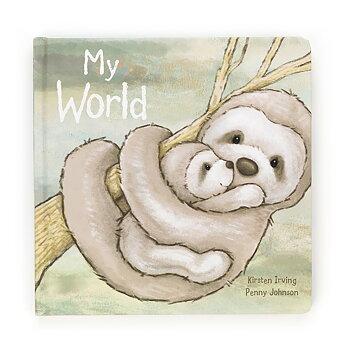 Barnbok Min Värld