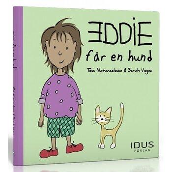 Barnbok Eddie får en hund