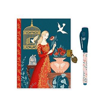 Dagobok med magisk penna