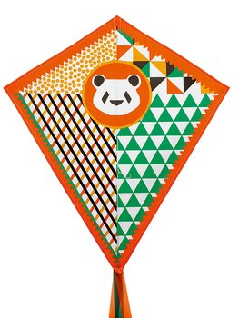 Flygande drake, Panda