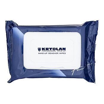 Make-up Remover Wipes Soft Pack 48 servetter - Kryolan