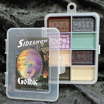 Sideshow Palett - Gothic - 8 färger