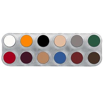 Grimas Crème color Teatersmink - Palett B