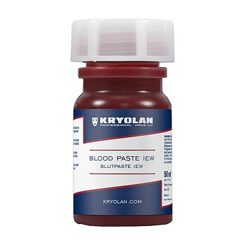 Blood Paste IEW DARK 50ml - Kryolan