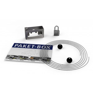 Uppgraderingskit till trädgårdslåda för att bli PAKET-BOX