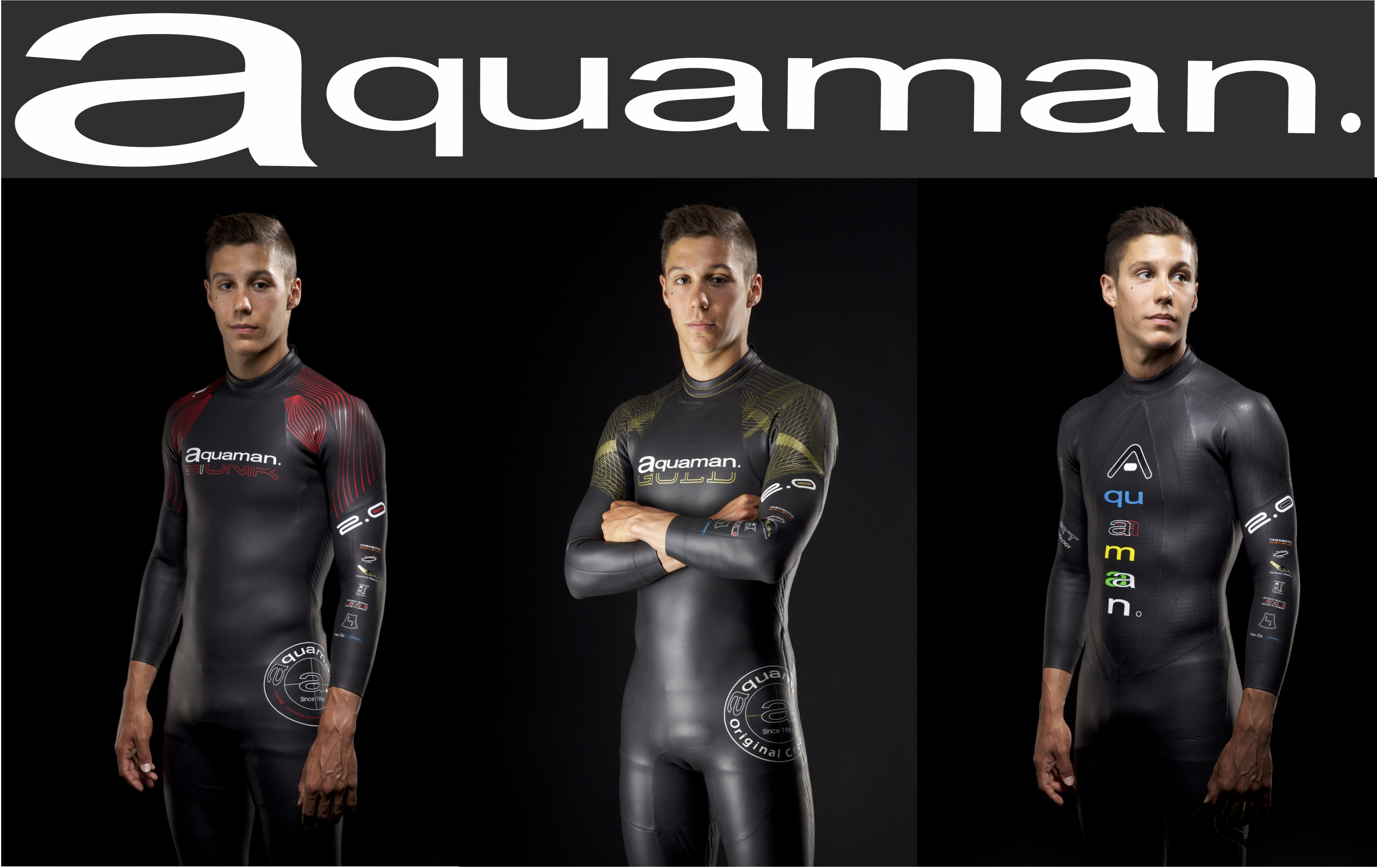 AQUAMAN Triathlon