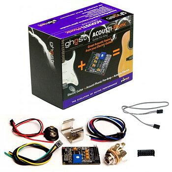 PE-0240-00 GHOST Acousti-Phonic Guitar Pre-Amp