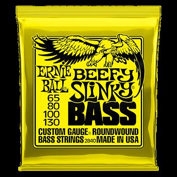 Ernie Ball EB-2840 Beefy Slinky Bass 065-130