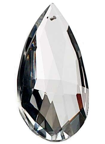 Prisma i glas eller kristall droppe shabby chic lantlig stil